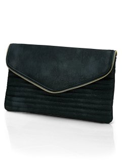 Clutch «Malou», bpc bonprix collection, zwart