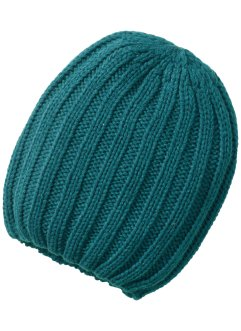 Beanie «Mia», bpc bonprix collection, petrol