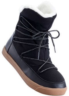 Booties, bpc bonprix collection, zwart