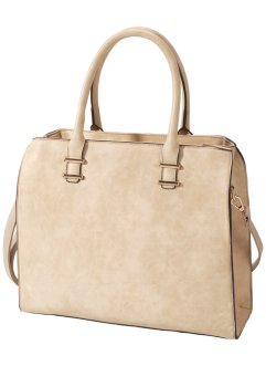 Handtas, bpc bonprix collection, beige