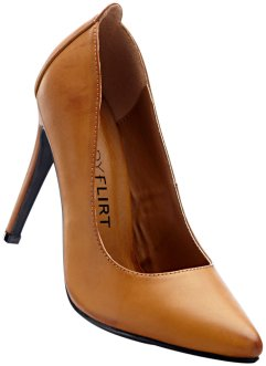 Pumps, BODYFLIRT, cognac