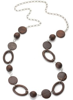 Ketting «Hanna», bpc bonprix collection, zilverkleur