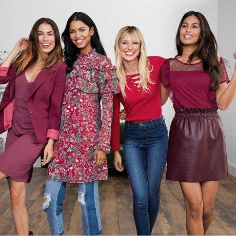 Beroemd Rood combineren: zo draag je deze trendkleur #ZR63