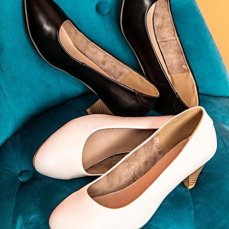 Dames - Pumps - zwart
