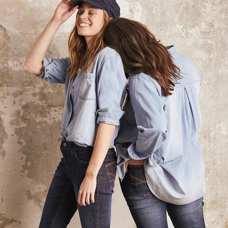 All-over denim: de trend die blijft