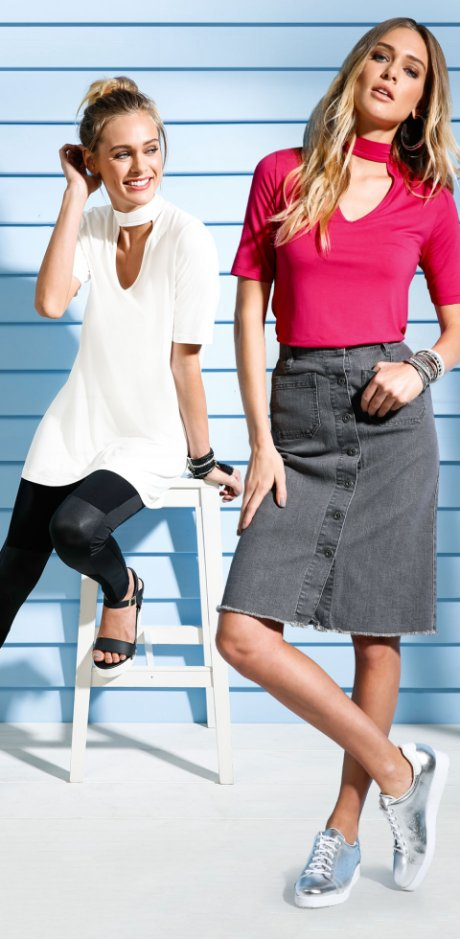 Dames - Trends & inspiratie - Fashion Update - Musthaves