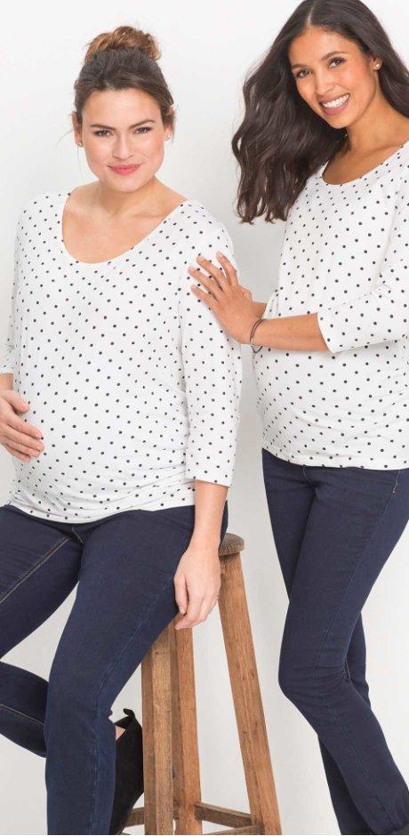 Zwangerschapskleding Voor Grote Maten.Grote Maten Positiekleding Online Kopen Bestel Bij Bonprix