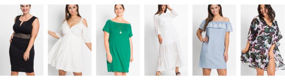 1bb18665e47eec Op zoek naar leuke plussize jurken & rokken? Bestel nu op bonprix.nl