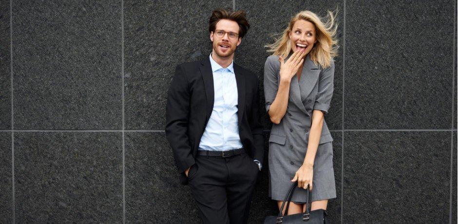Beroemd How to dress for work: alles over zakelijke kleding @NF13