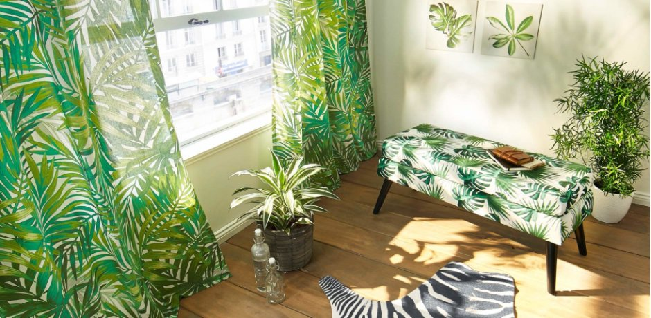 Wonen - Trends - Urban Jungle