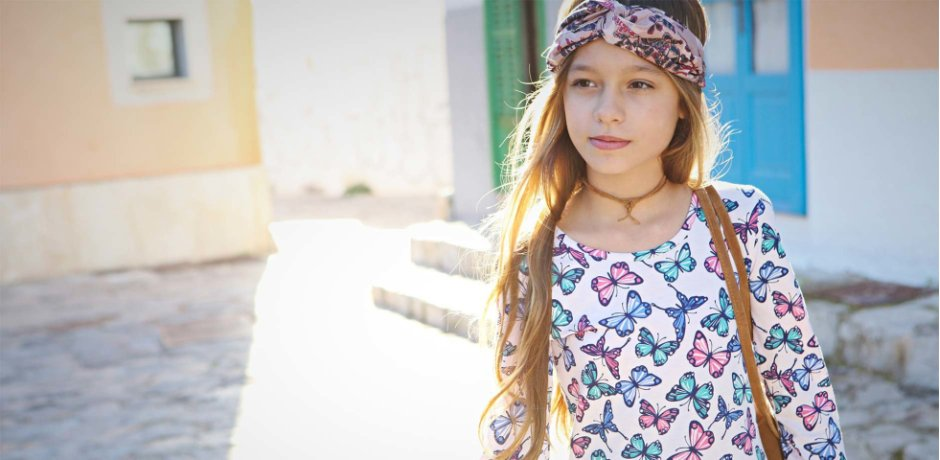 Kinderen - Trends & inspiratie - Trends - Fashion Girls