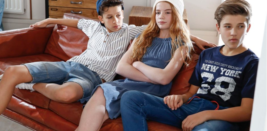 Kinderen - Trends & inspiratie - Collecties - Denim Forever