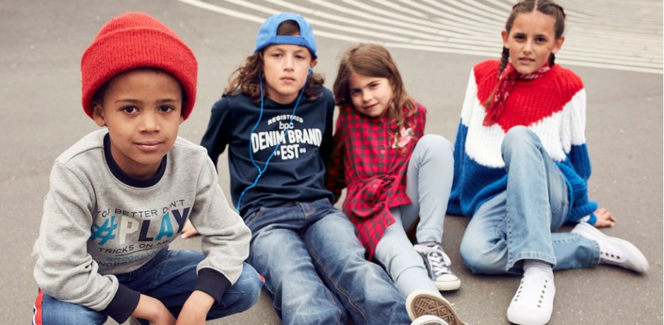 Kinderen 92-182 - Trends & inspiratie - Trends - Cool Denim