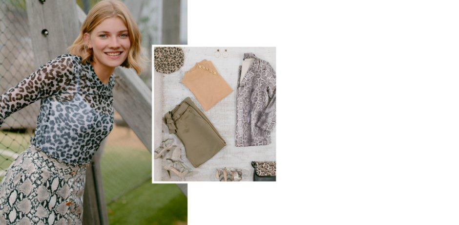 Stories - News - Meer ... - Trendguide herfst & winter  - Animal Prints