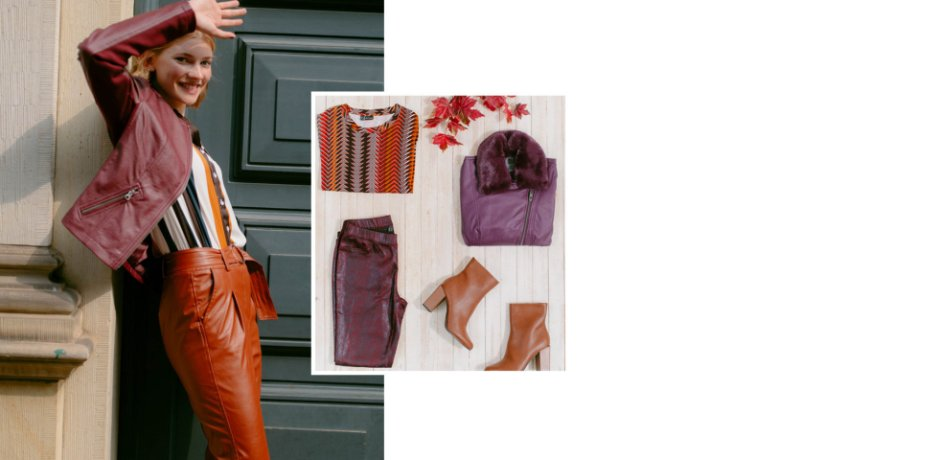 Stories - News - Meer ... - Trendguide herfst & winter  - Leather Looks