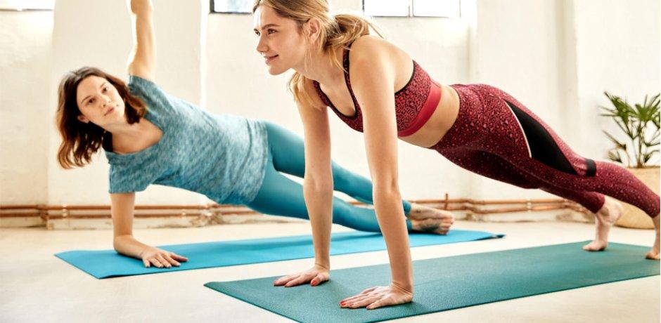 Betere Zo blijf je fit: sportoefeningen voor thuis | bonprix HF-27