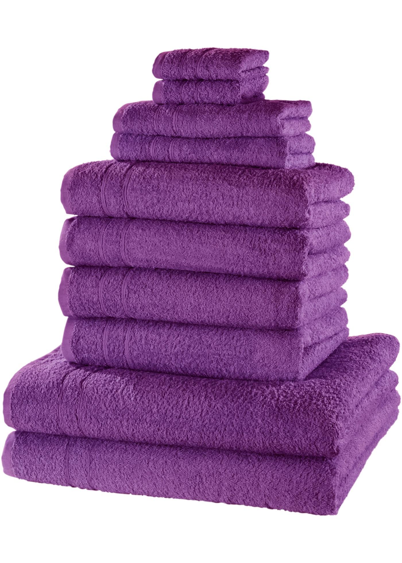 Handdoeken (10-dlg. set)