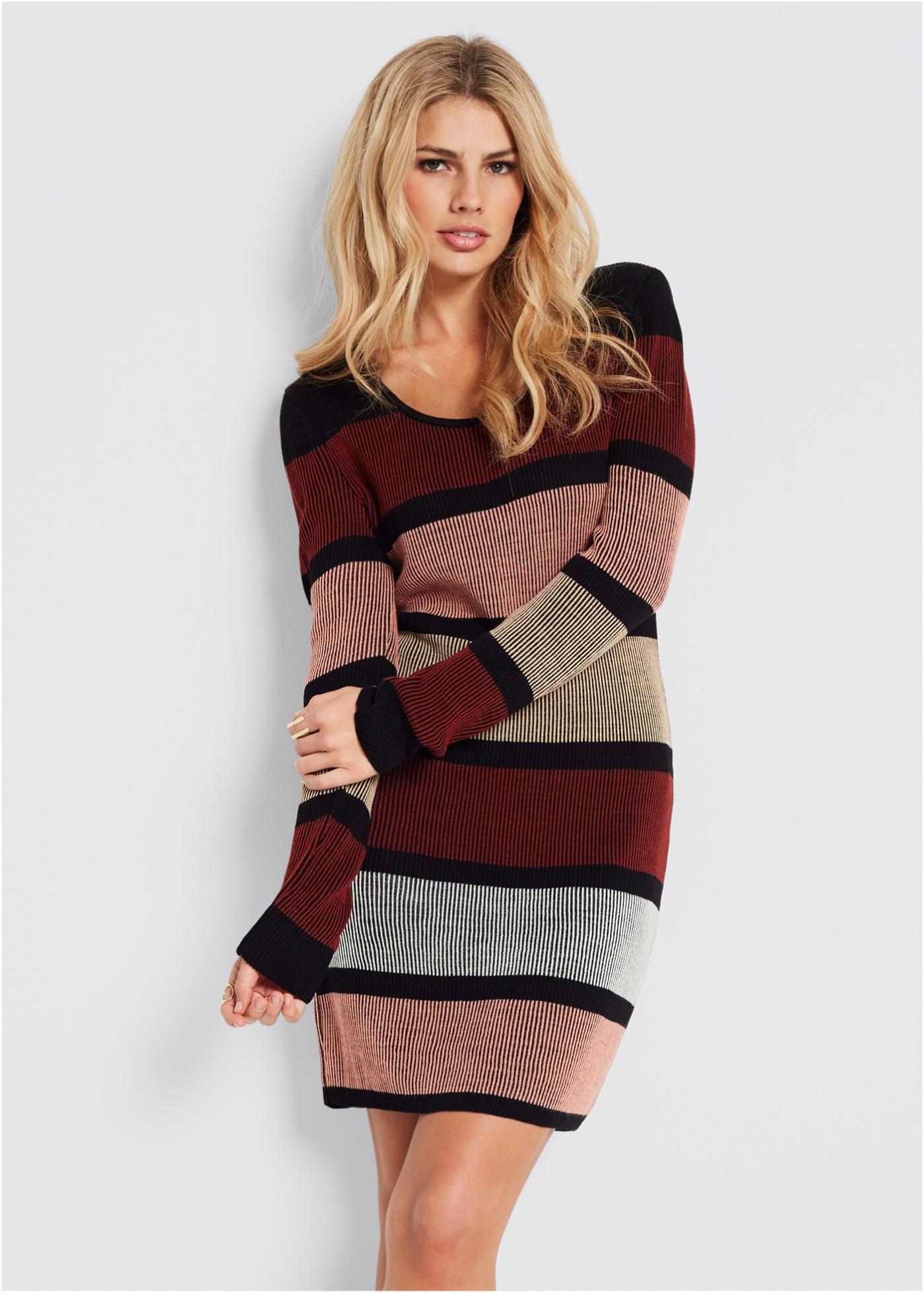 Bonprix Gebreide jurk
