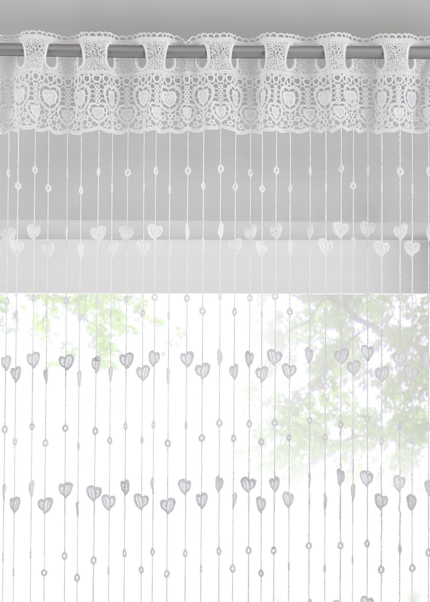 Draadgordijn Maura (1 stuk)