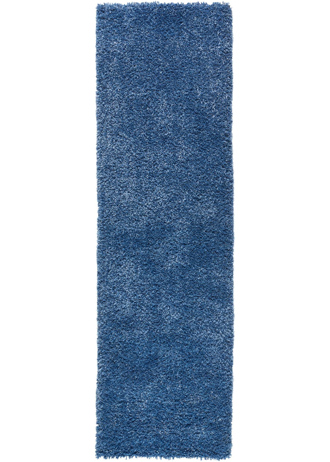 Hoogpolig vloerkleed met dichte pool