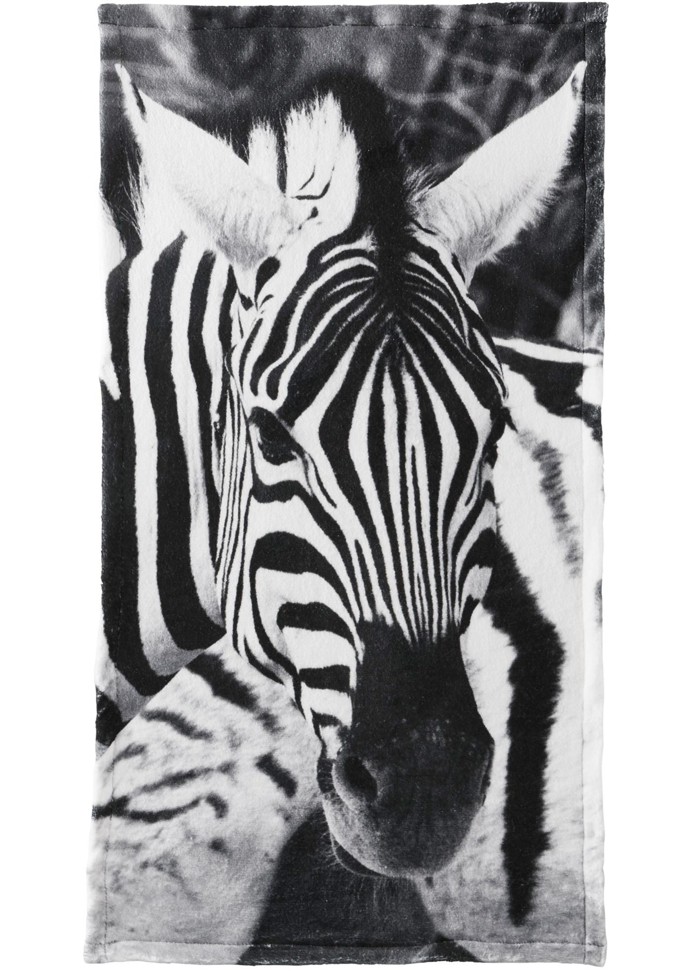 Handdoek Zebra
