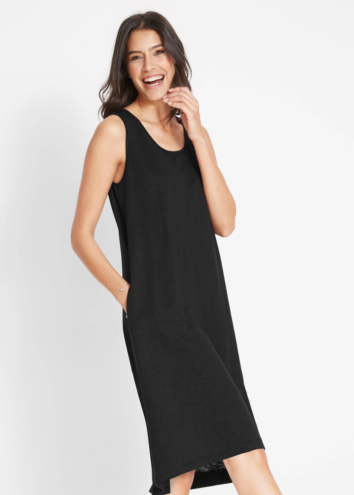 Katoenen jurk