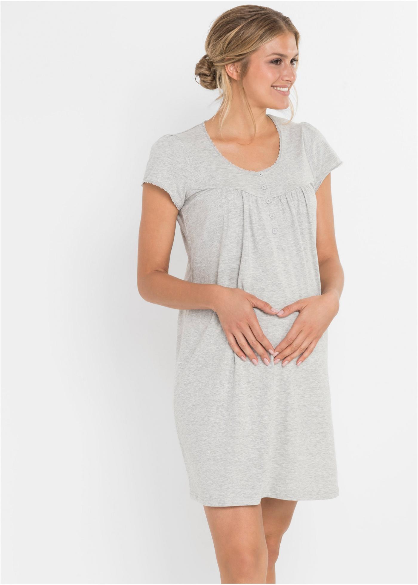 Zwangerschapsnachthemd