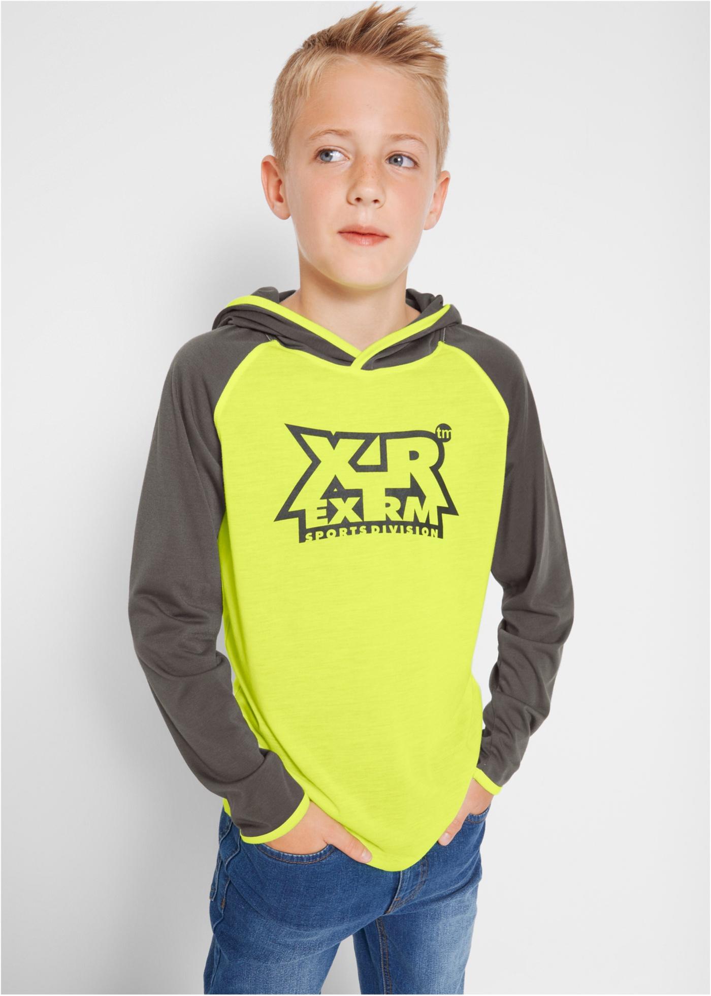 Bonprix Sportshirt met capuchon