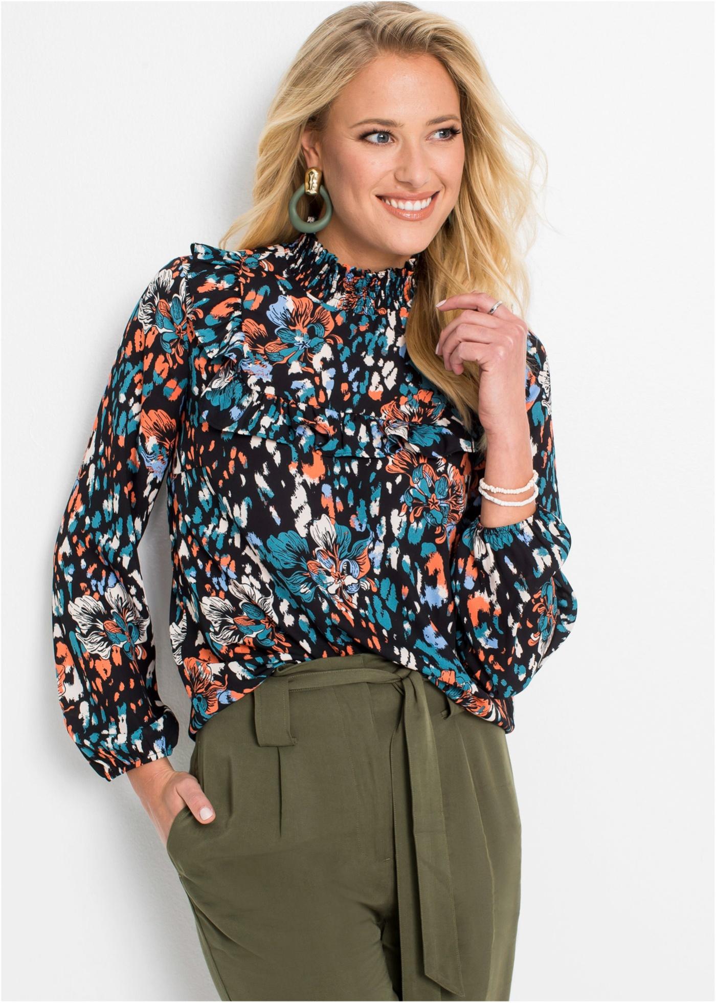 Bonprix Chiffon blouse