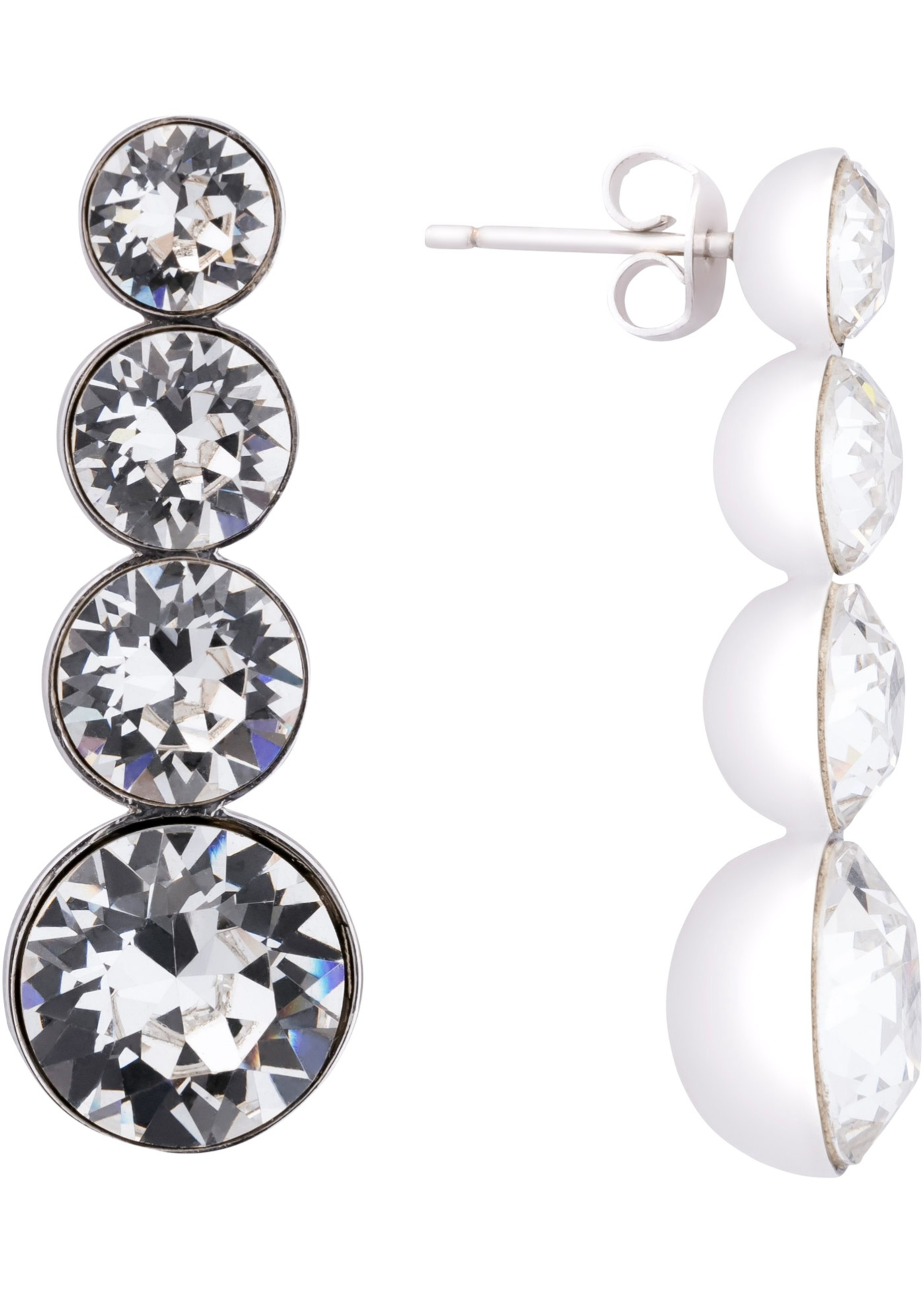 Oorbellen met Swarovski® kristallen