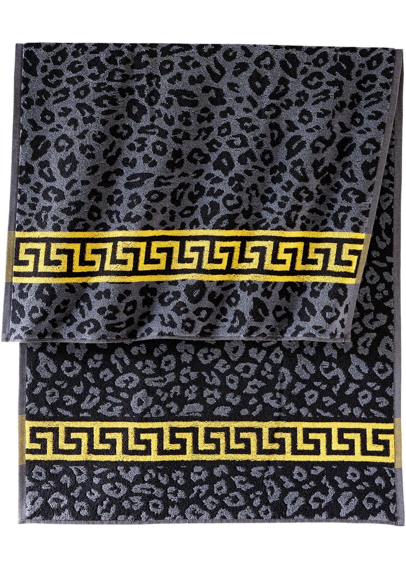 Handdoek Luipaard