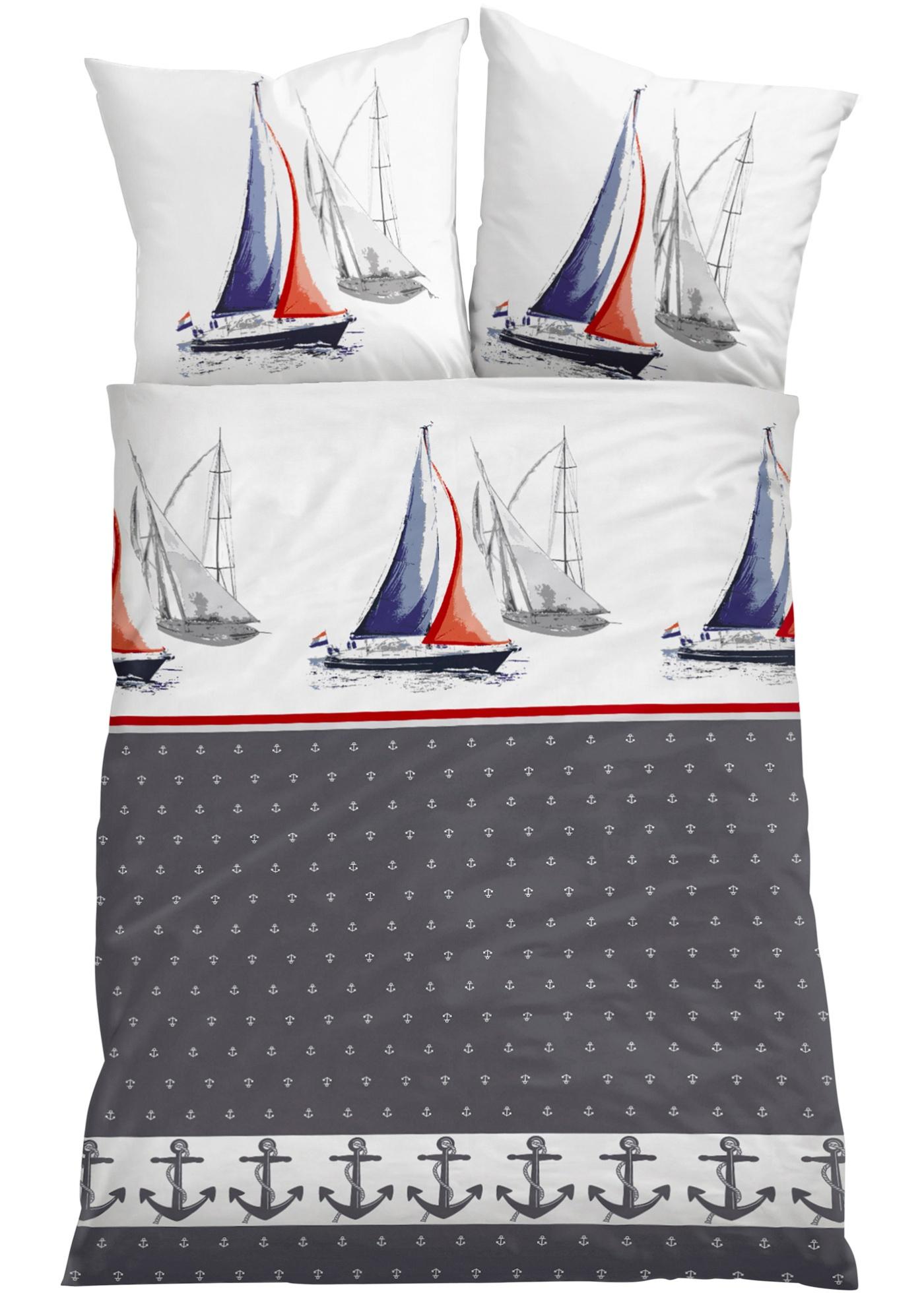 Dekbedovertrek Sailing