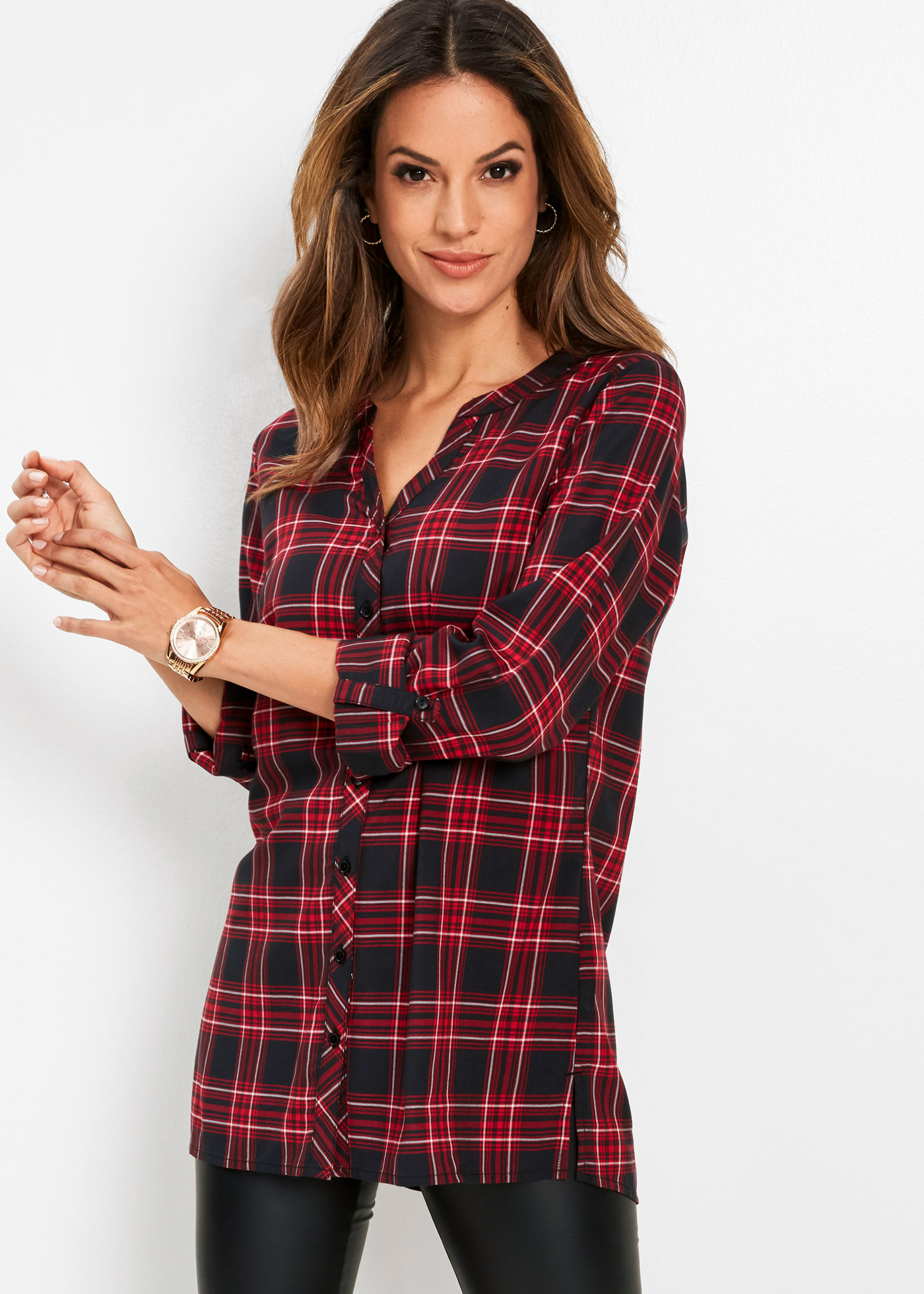 Bonprix Gedessineerde blouse