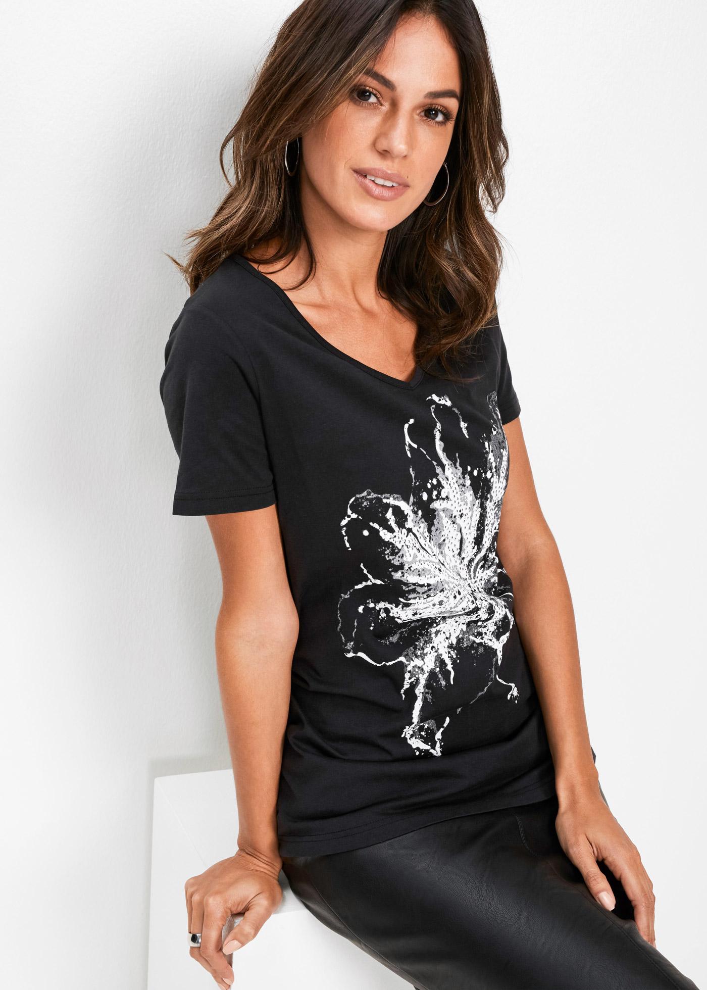 Bonprix Shirt, korte mouw