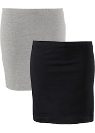 Rok (set van 2), bpc bonprix collection