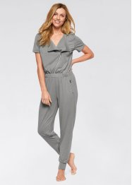 Jumpsuit, bpc bonprix collection, neutraal grijs