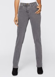 Stretchjeans, bpc selection, grey denim