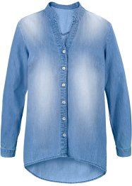Jeansblouse, John Baner JEANSWEAR, blue bleached used