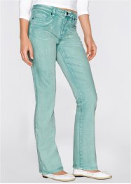 Stretchjeans bootcut, John Baner JEANSWEAR, lichtpink