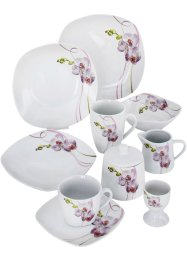 Servies «Orchidee», bpc living bonprix collection
