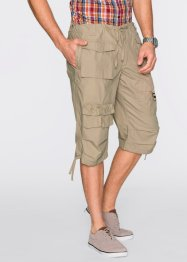 Bermuda loose fit, bpc bonprix collection, beige
