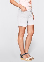 Short, bpc bonprix collection, wit