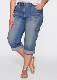 Stretchjeans, bpc bonprix collection, darkblue stone