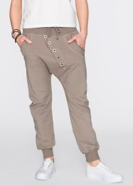 Shirtbroek, RAINBOW, taupe
