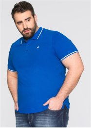 Poloshirt, bpc bonprix collection, azuurblauw
