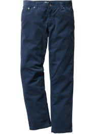 Broek regular fit straight, bpc bonprix collection, donkerblauw