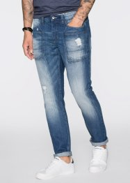 Jeans regular fit tapered, RAINBOW, blue stone used