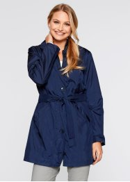 Trenchcoat, bpc bonprix collection, donkerblauw