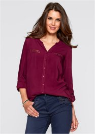 Blouse, bpc selection, ahornrood