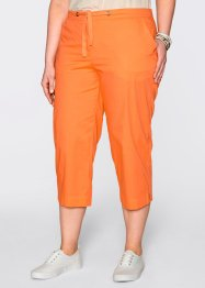 3/4-broek, bpc bonprix collection, zwart